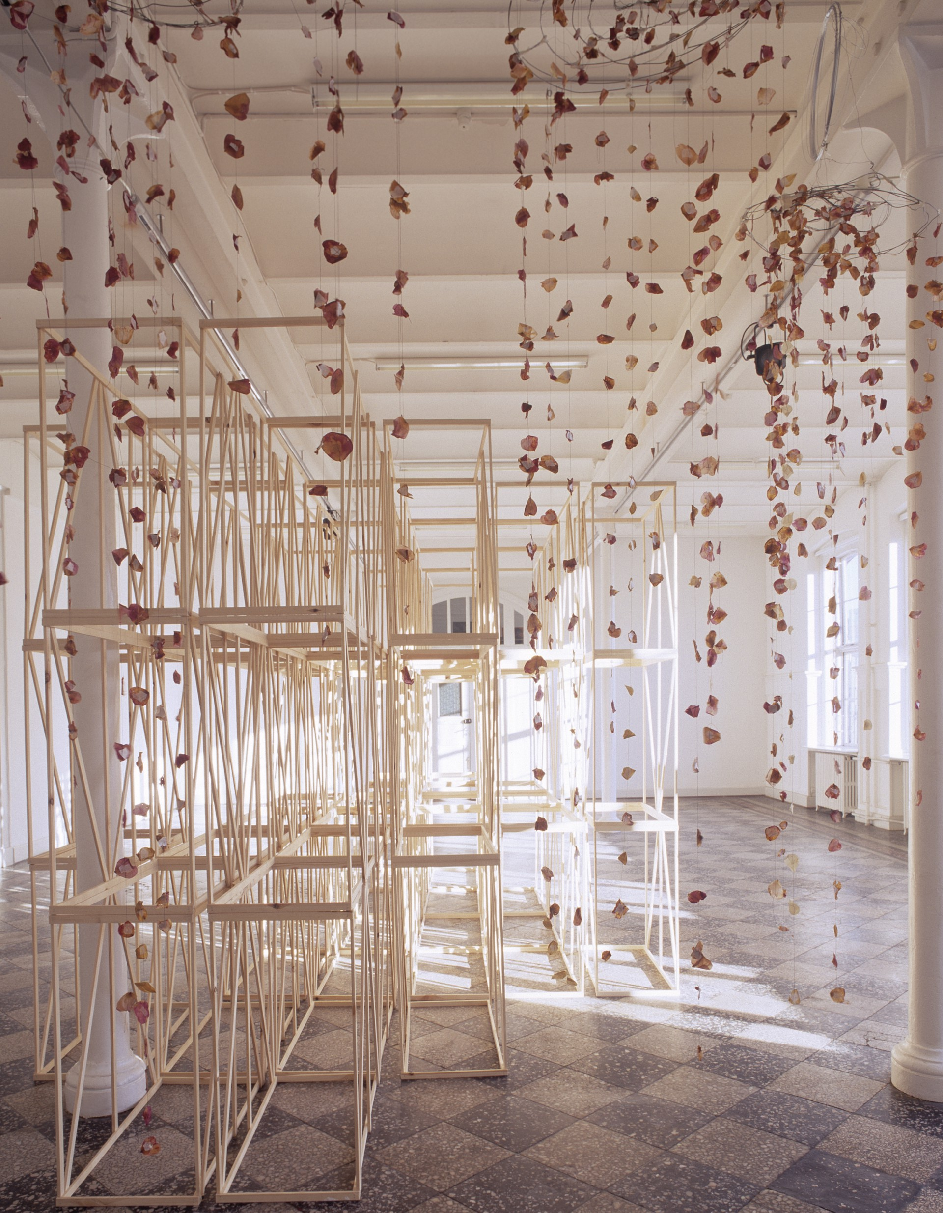 Kirstine Vaaben <i>Danish Ministry of Cultures exhibition hall, Solo,</i> Overgaden 2000