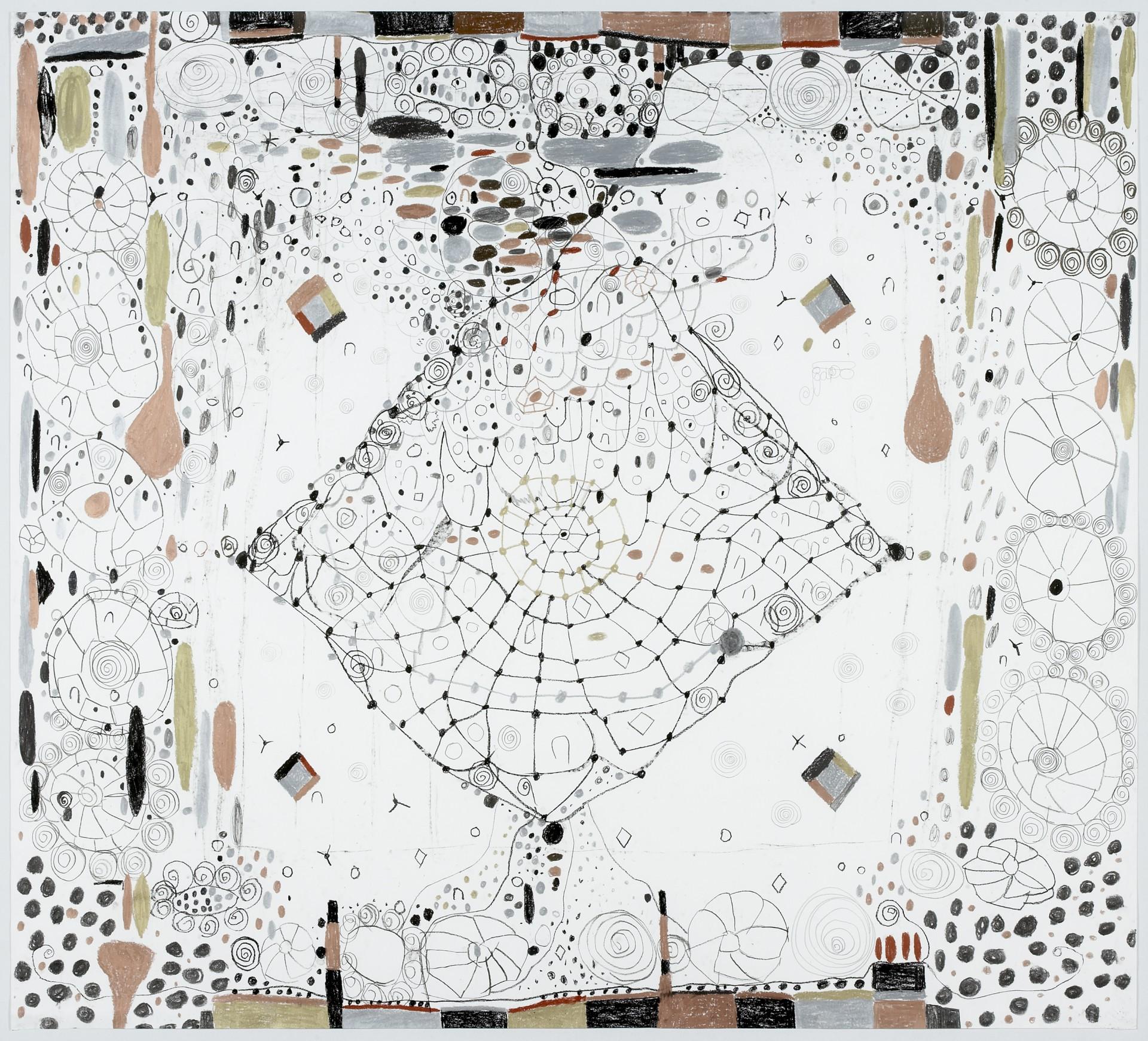 Kirstine Vaaben <i>Labyrinter, Kunstens Rum,</i> Charlottenborg 2005