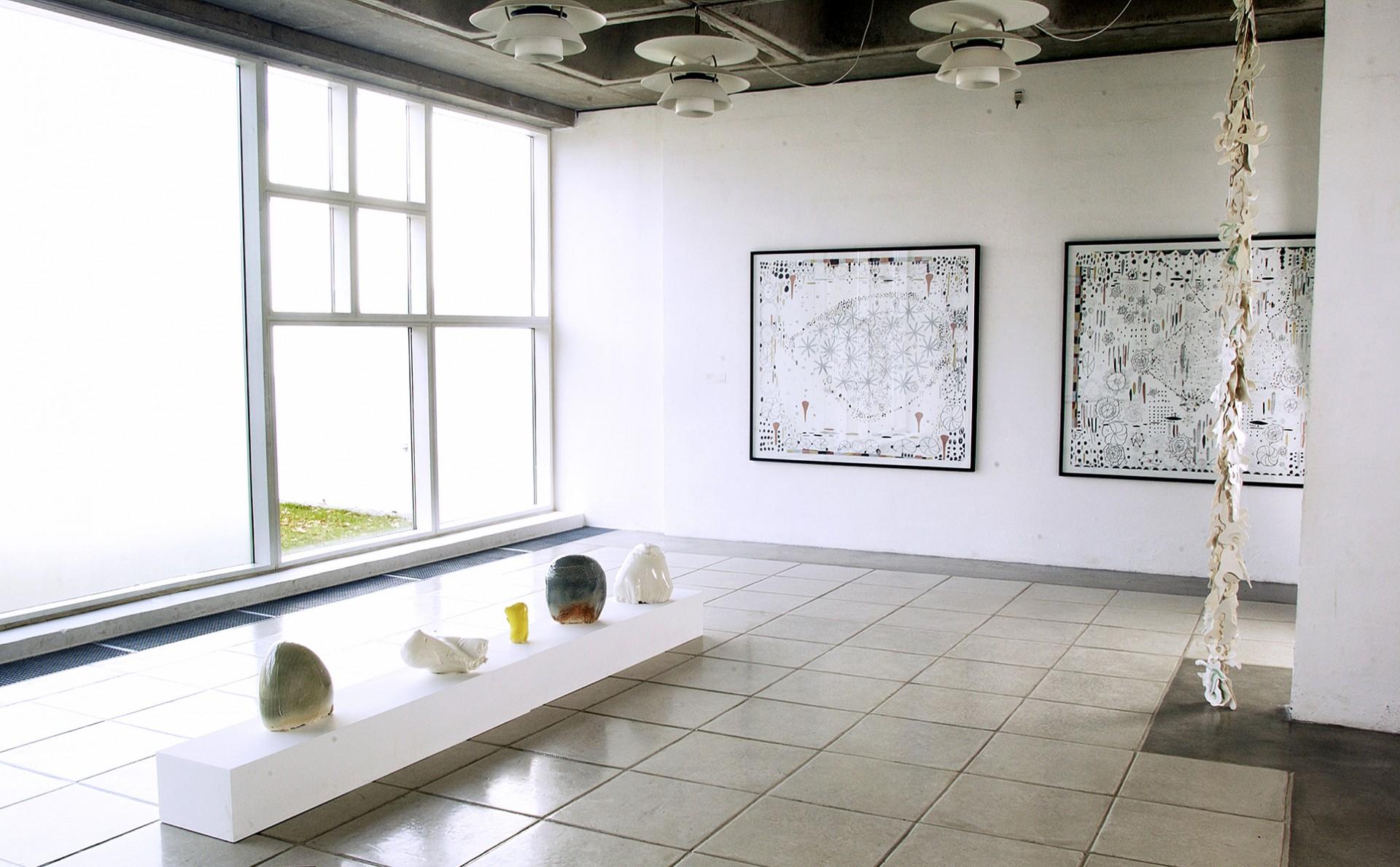 Kirstine Vaaben <i>Crossover Natural,</i> Museum of Modern Art Trapholt, 2006