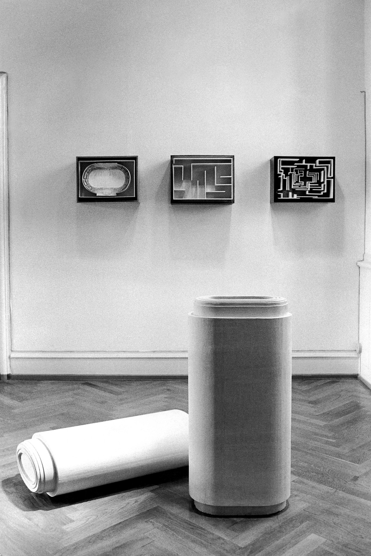 Kirstine Vaaben <i>Museum of Contemporary Art,</i> Roskilde 1993