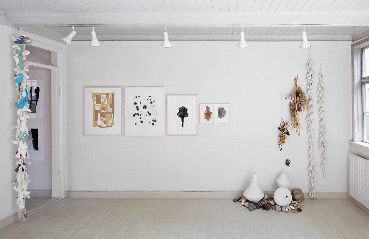 Kirstine Vaaben <i>Clausen for altid</i>, Clausens Kunsthandel, 2017